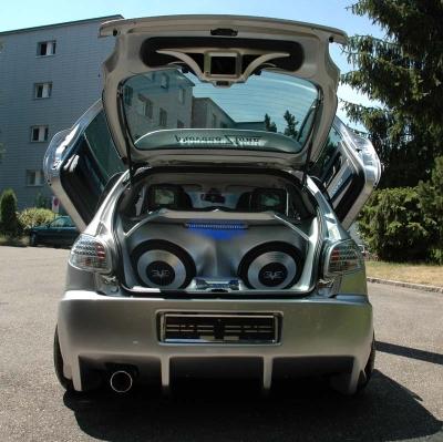 06 Peugeot 206 GTI Tuning